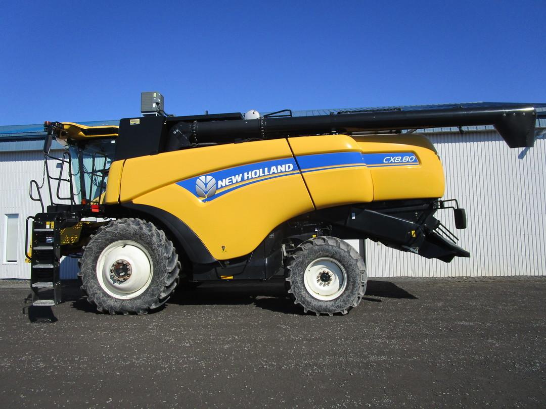 NEW HOLLAND CX8.80