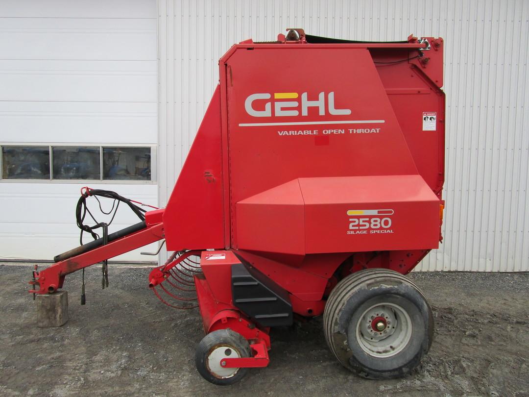 GEHL 2580